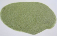 Recycled Crushed Glass Blasting Media Fine Grade